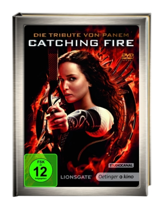 Die Tribute von Panem: Catching Fire, 1 DVD | Dodax.de