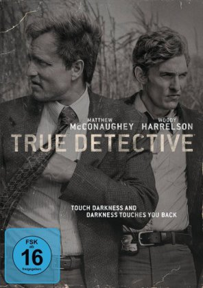 True Detective, 3 DVDs. Staffel.1 | Dodax.ch