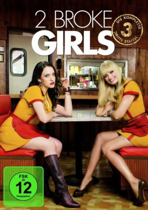 2 Broke Girls, 3 DVDs. Staffel.3 | Dodax.ch