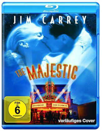 The Majestic, 1 Blu-ray | Dodax.ch
