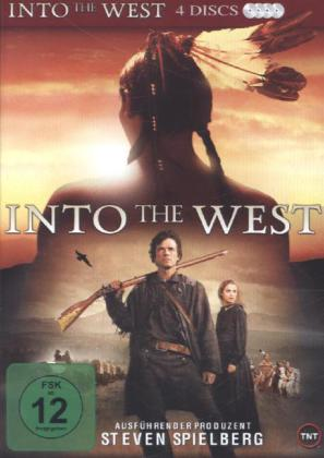Into the West, 4 DVDs   Dodax.ch