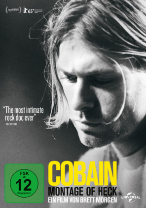 Cobain - Montage of Heck | Dodax.ch