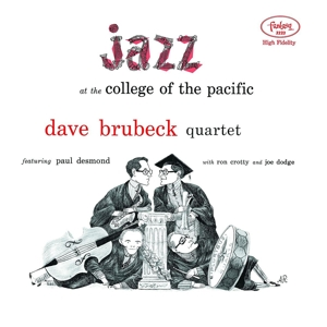 JAZZ AT THE COLLEGE OF THE PACIFIC (180G/DC)   Dodax.ch