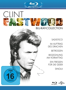 Clint Eastwood Collection | Dodax.ch