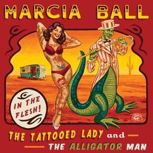 THE TATTOOED LADY AND THE ALLIGATOR MAN | Dodax.ch