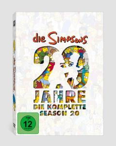 THE SIMPSONS SEASON 20 | Dodax.ch