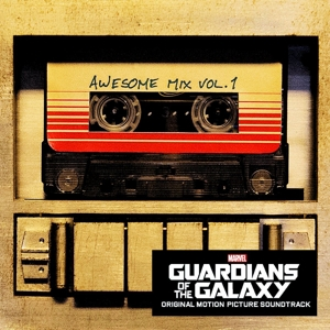 GUARDIANS OF THE GALAXY:AWESOME MIX VOL 1 | Dodax.de