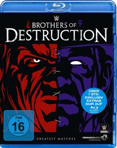 Brothers of Destruction: Greatest Matches | Dodax.ch