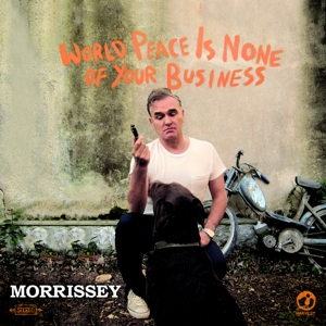 WORLD PEACE IS NONE OF YOUR BUSINESS (DELUXE/LIMIT | Dodax.ch