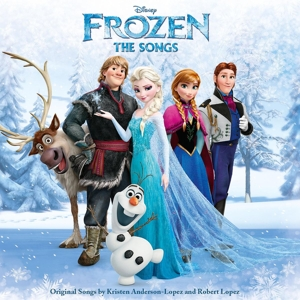 SONGS FROM FROZEN (1LP PICTURE DISC) | Dodax.ch