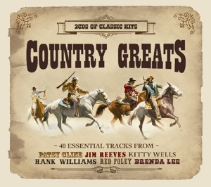 Country Greats | Dodax.ch