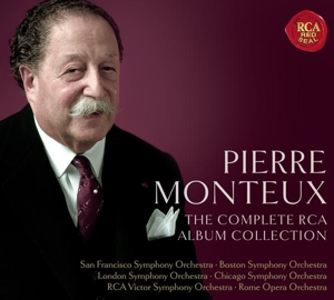 Pierre Monteux - The Complete RCA Album Collection | Dodax.ch