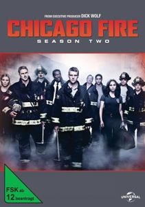 Chicago Fire Staffel 2 | Dodax.ch