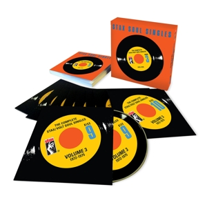THE COMPLETE STAX/VOLT SOUL SINGLES VOL. 3 | Dodax.ch