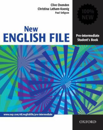 New English File, Pre-Intermediate Student's Book  | Dodax.ch