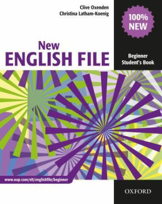 New English File, Beginner Student's Book  | Dodax.ch