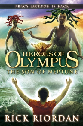 Heroes of Olympus - The Son of Neptune  | Dodax.ch