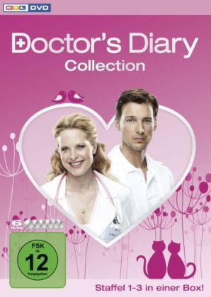 Doctor's Diary Collection, Saffel 1-3, 6 DVDs  | Dodax.de