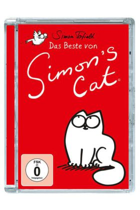 Simon's Cat - Das Beste von Simon's Cat, 1 DVD  | Dodax.ch