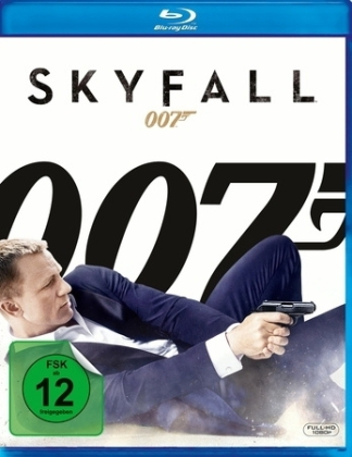 James Bond 007 - Skyfall, 1 Blu-ray  | Dodax.ch