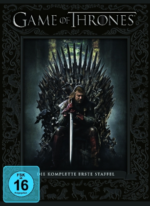 Game of Thrones, 5 DVDs. Staffel.1  | Dodax.ch