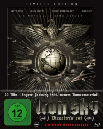 Iron Sky, Extended Director's Cut, 1 Blu-ray  | Dodax.ch