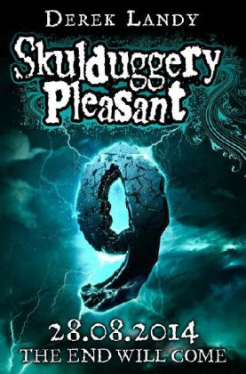 Skulduggery Pleasant - The Dying of the Light  | Dodax.ch