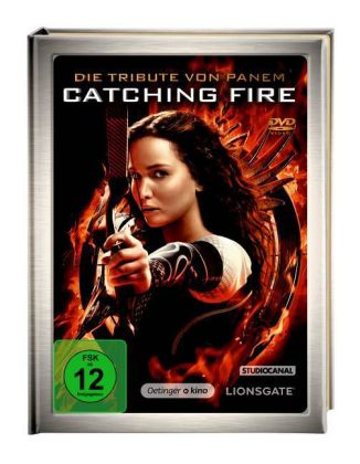 Die Tribute von Panem: Catching Fire, 1 DVD  | Dodax.ch