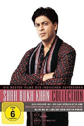 Shah Rukh Khan Collection (Neuauflage), 3 DVDs  | Dodax.ch