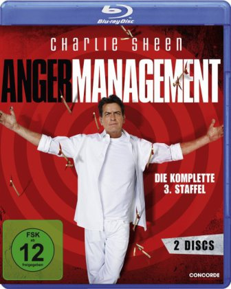 Anger Management, 2 Blu-rays. Staffel.3  | Dodax.ch